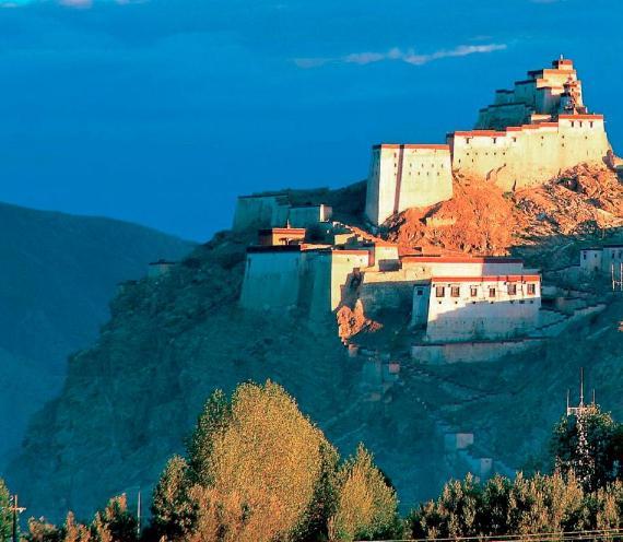 dzong-gyanze